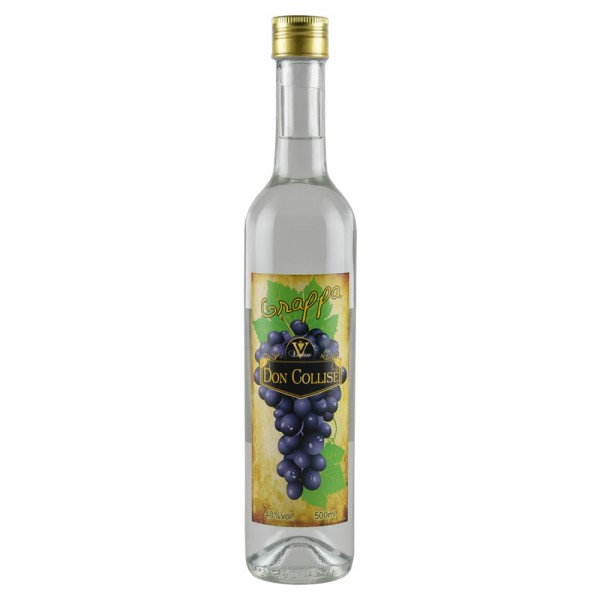GRAPPA DON COLLISE – 500ml