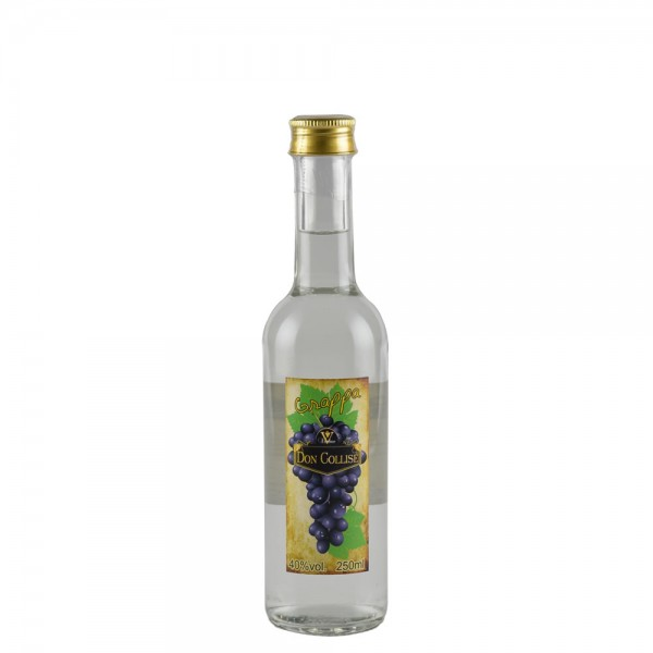 GRAPPA DON COLLISE – 250ml