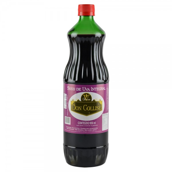 SUCO DE UVA TINTO INTEGRAL DON COLLISE